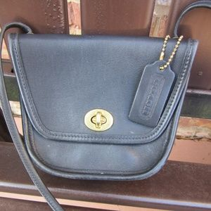 Coach Bags - Small Coach Leather Cross Body Purse